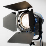 die lichtfänger Filmen mit Spiegelreflex Lampen
