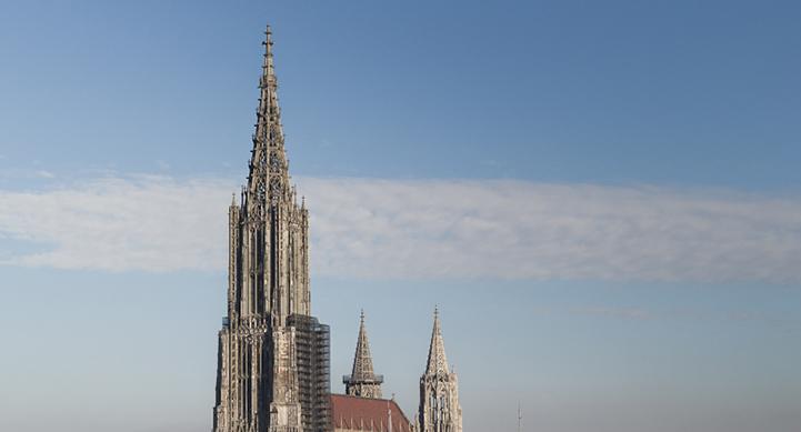 die lichtfänger Dächer Ulm