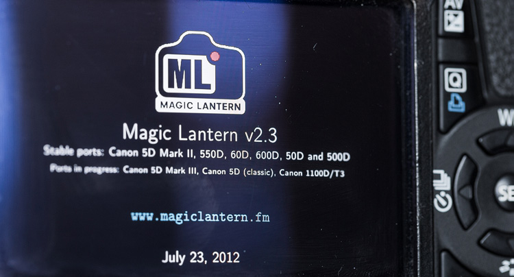 die lichtfänger Magic Lantern