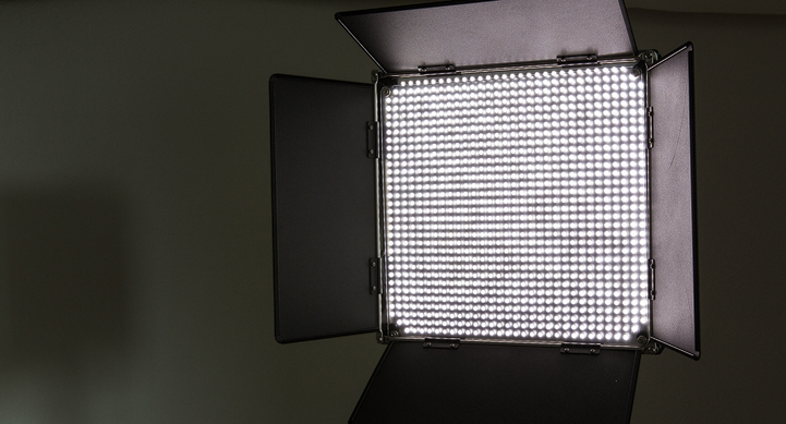 die lichtfänger Walimex LED 100