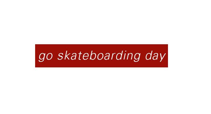 die lichtfänger go skateboarding day