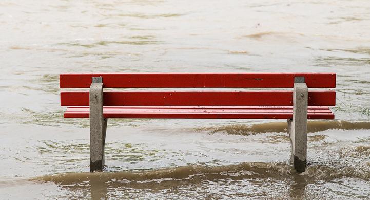 die lichtfänger Hochwasser Ulm