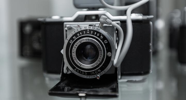 die lichtfänger vintage Kameras