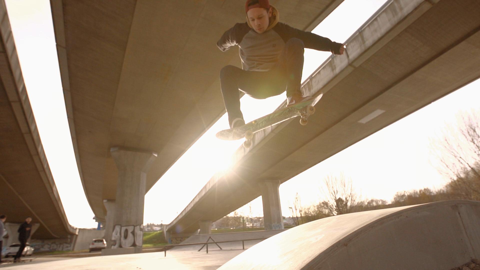 DLF Imagefilm Skatepark Ulm