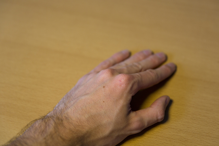 dielichtfanger-LED-Hand-Kunstlicht