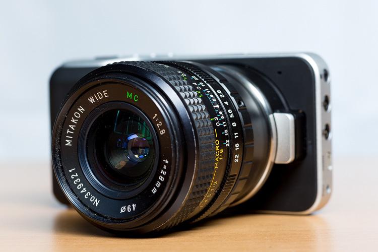 die lichtfänger Blackmagic Pocket Bild