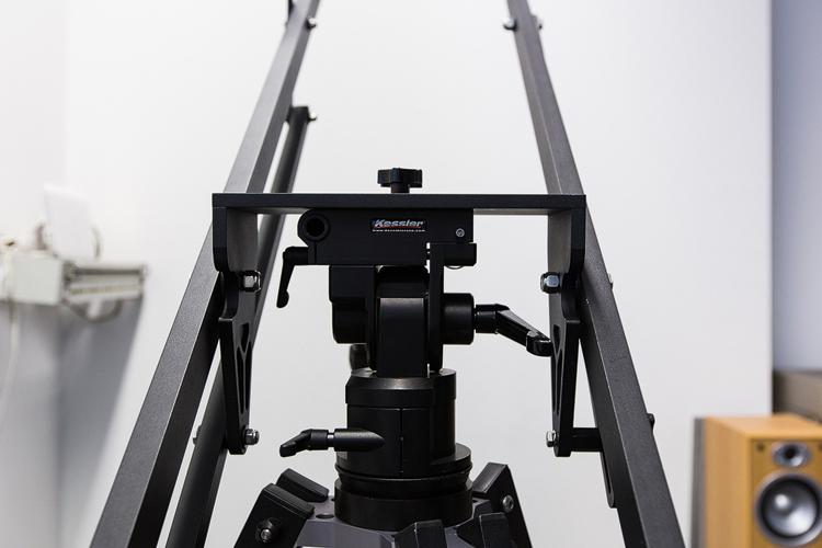 die lichtfänger Kamerakran KEssler