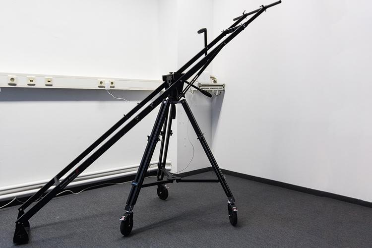 die lichtfänger Kessler Kamerakran