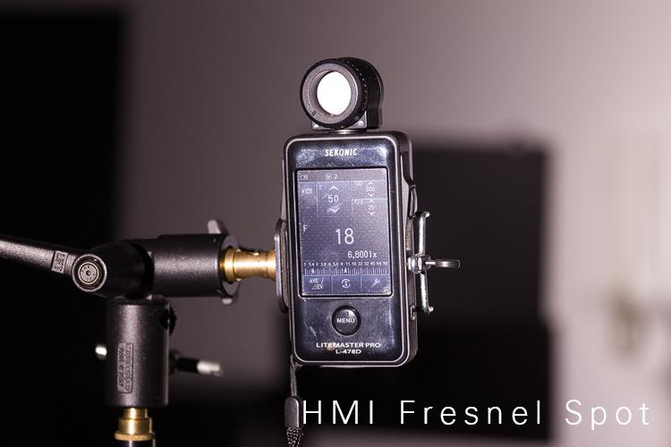 die lichtfänger HMI Lampen