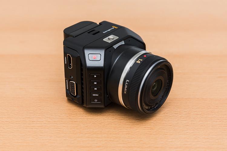 die lichtfänger Blackmagic Micro Cinema Camera