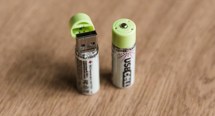 die lichtfänger USBCell