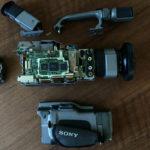 die lichtfänger Reparatur VX1000
