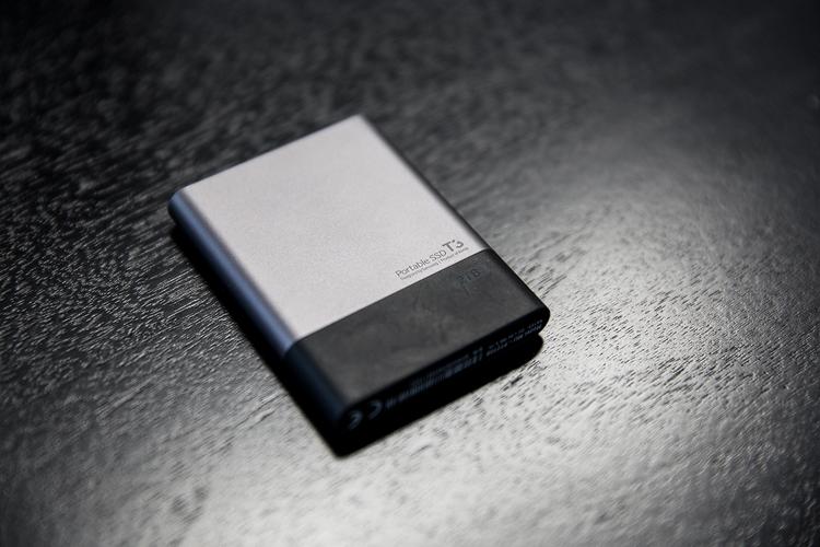 die lichtfänger Samsung T3 SSD