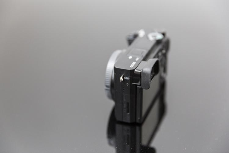die lichtfänger Body seitlich Sony A6300