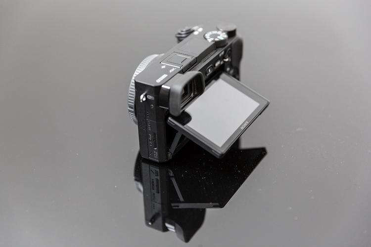 die lichtfänger klappdisplay Sony A6300