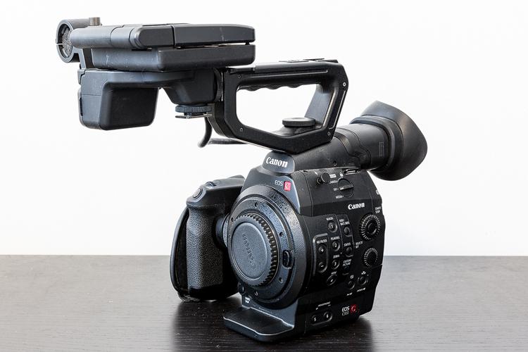 die lichtfänger Canon C300