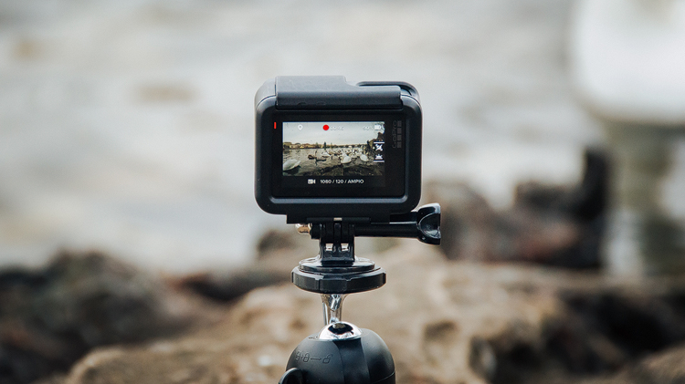 die lichtfänger Kamera zum Filmen