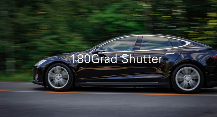die lichtfänger 180Grad Shutter