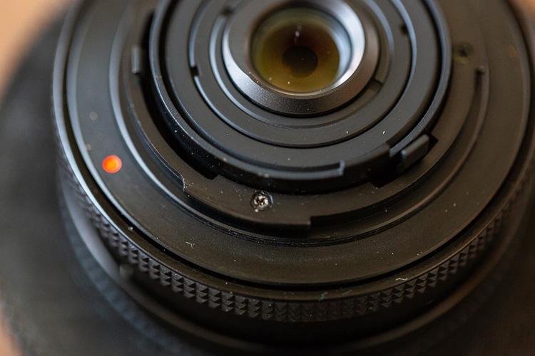 die lichtfänger Contax Zeiss zum Filmen