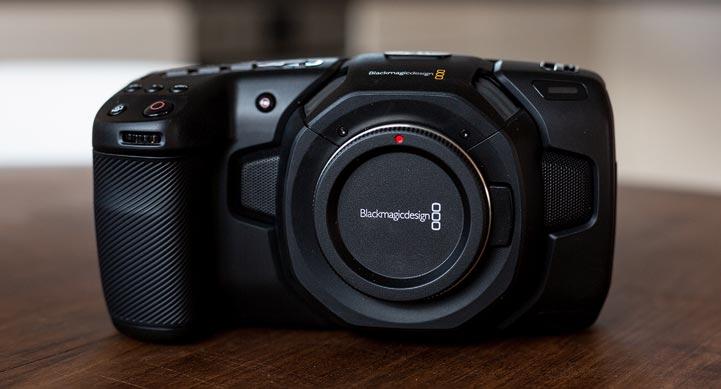 die lichtfänger Blackmagic Pocket Cinema Camera 4K