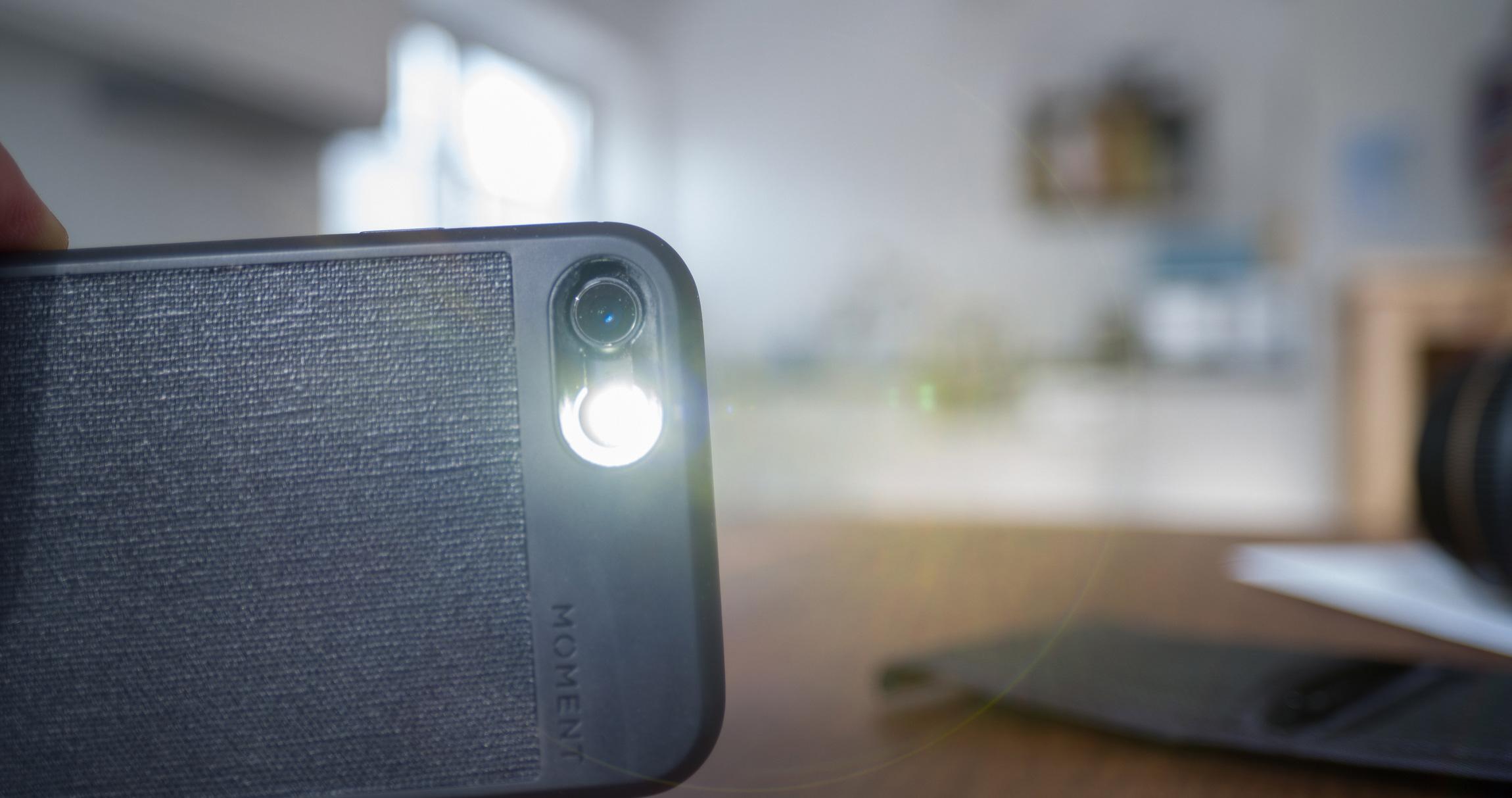 die lichtfänger Meike 16mm Cine Lens Flares