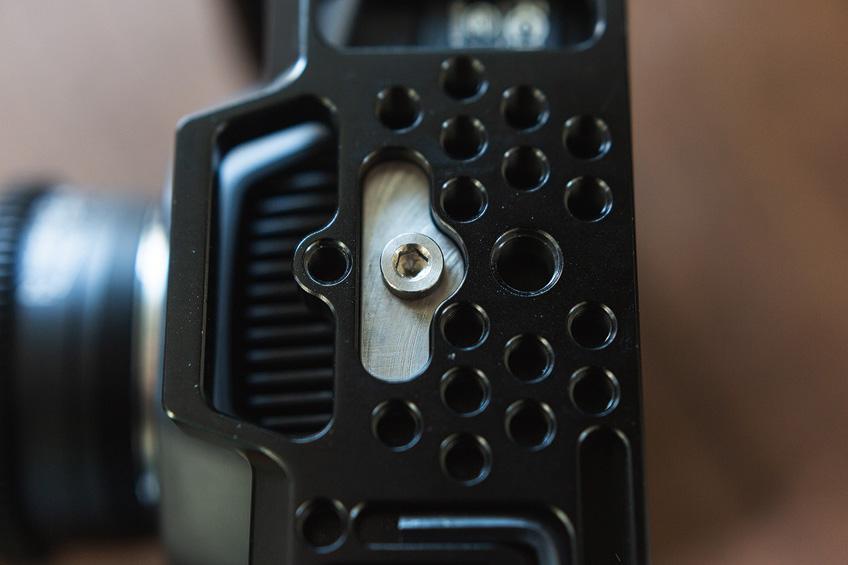 die lichtfänger BMPCC4K Rig Smallrig Cage