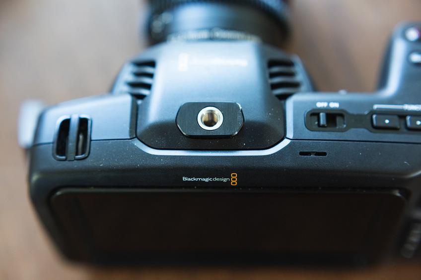 die lichtfänger BMPCC4K Rig Handheld