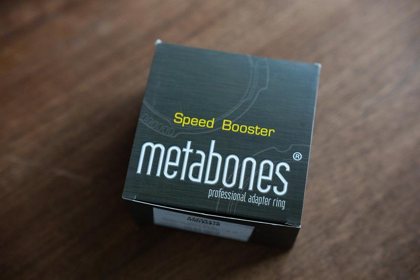 die lichtfänger Metabones speedbooster xl