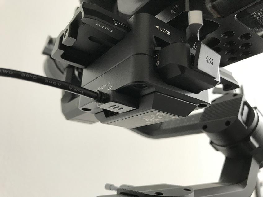 die lichtfänger BMPCC4K Rig Ronin-S
