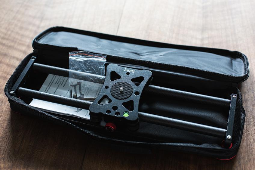 Zecti Mini Carbon Slider