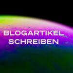 DIE LICHTFÄNGER Blogartikel schreiben