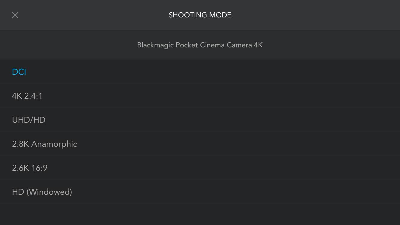 DLF Cadrage iPhone Viewfinder App Feature