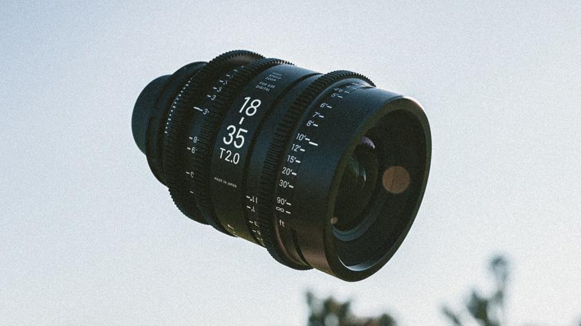 Cinelinsen zum Filmen