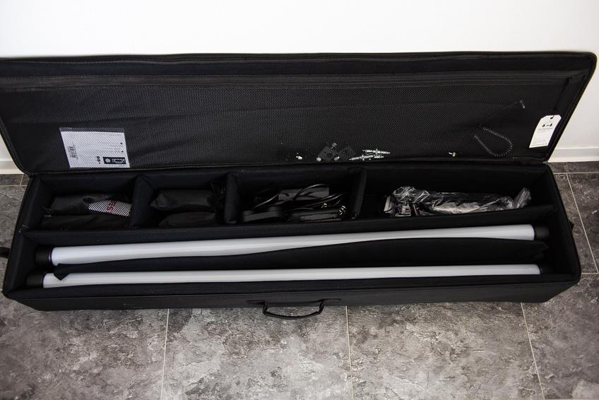DLF Peragos Tube 120 Case