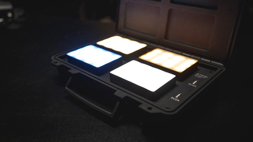 DLF LED LICHT ZUM FILMEN LED PANEL