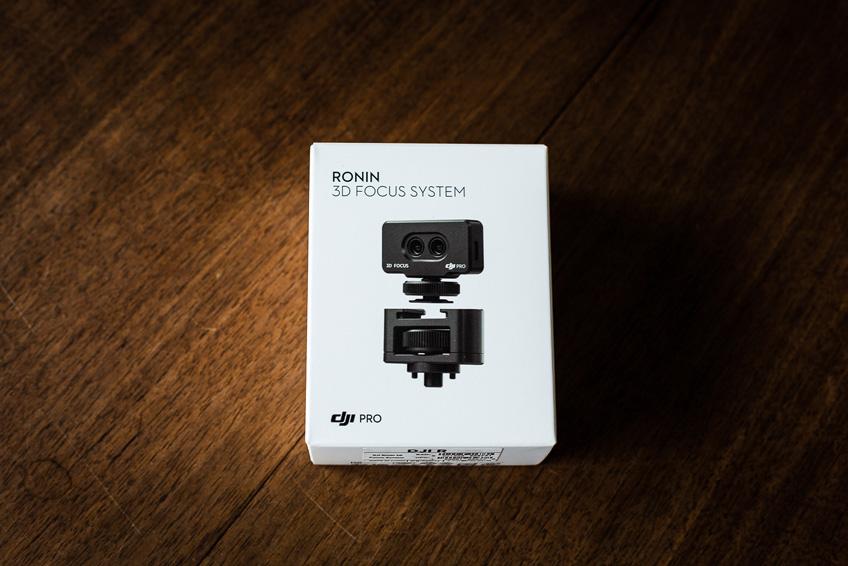 DLF DJI RONIN RS2 3D Focus