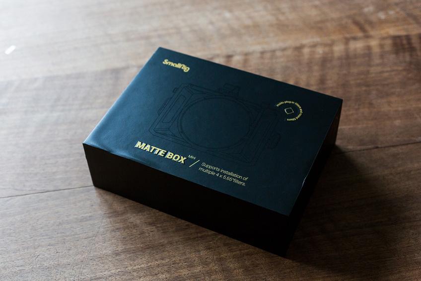 DIE LICHTFÄNGER SmallRig Mini Mattebox