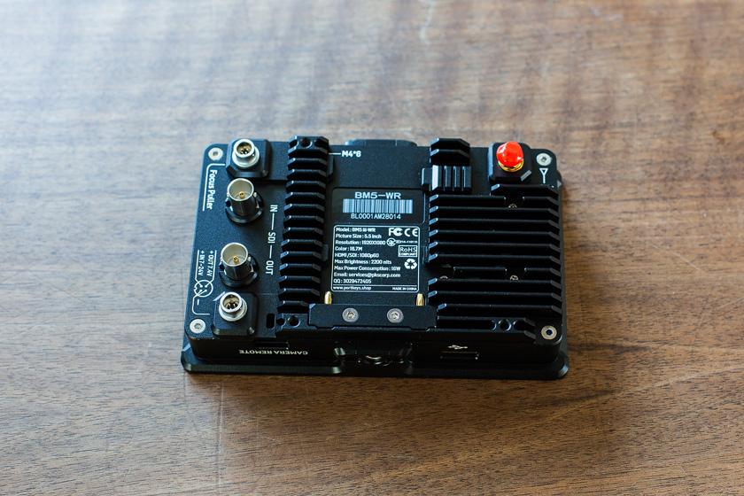 DLF PortKeys BM5 III WR