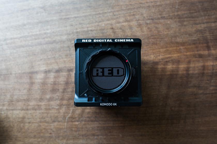Red Komodo Body