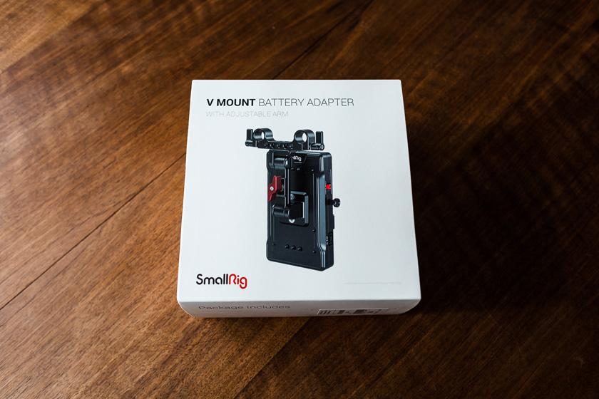 SmallRig V-Mount Adapterplatte 3204